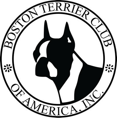 Official logo for The BOSTON TERRIER CLUB OF AMERICA